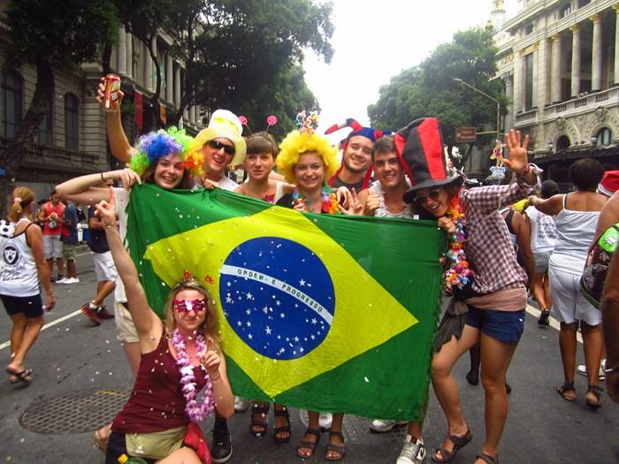 brazylia autostopem