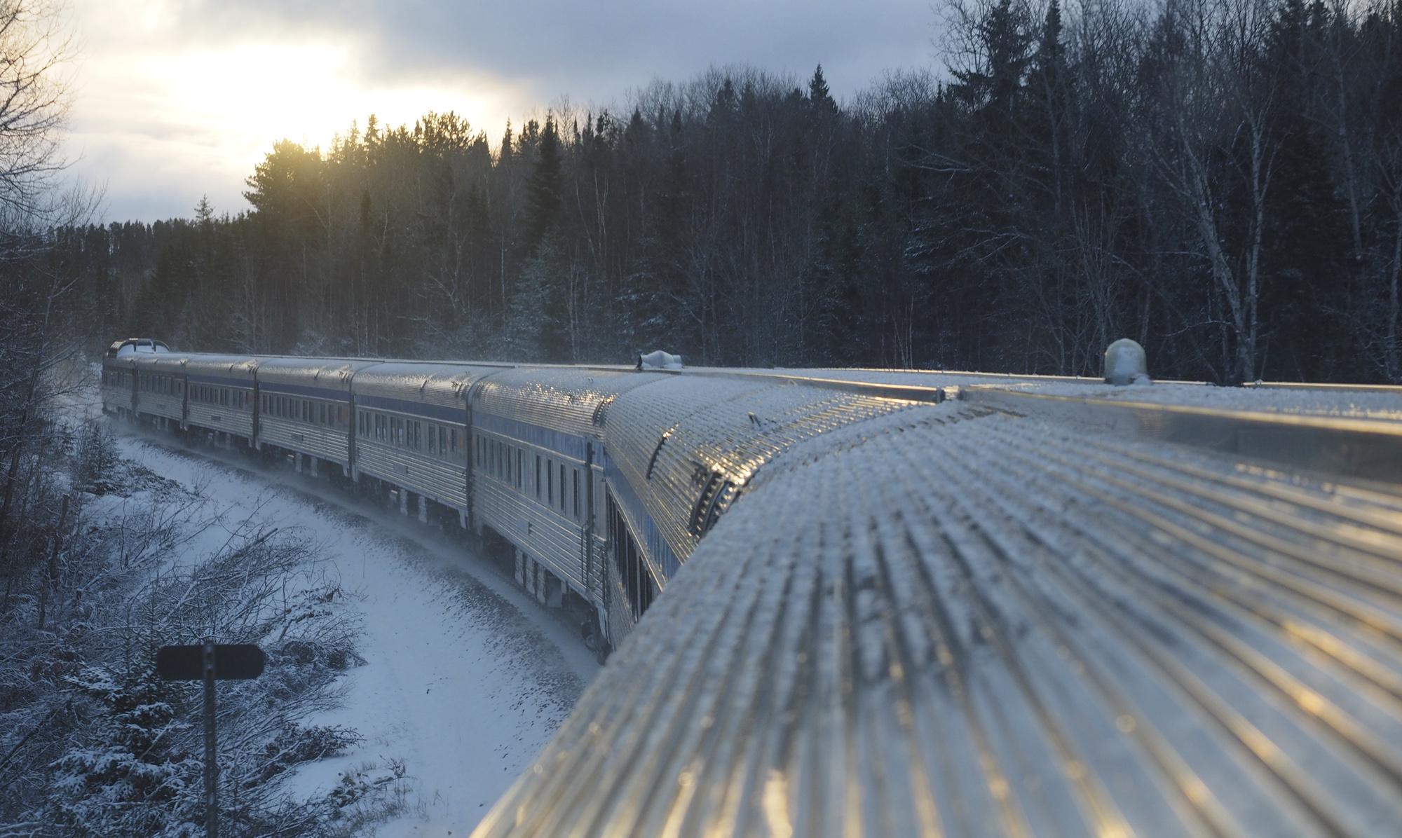 Kolej Transkanadyjska