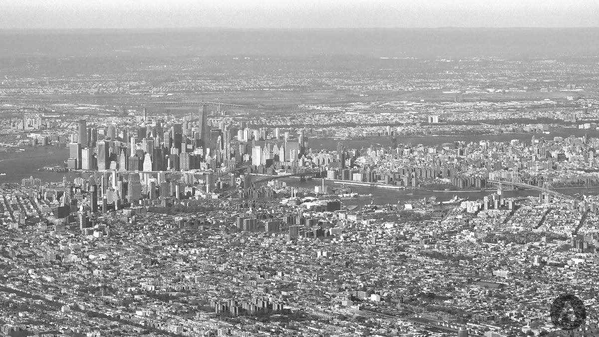Manhattan w 2015 roku.
