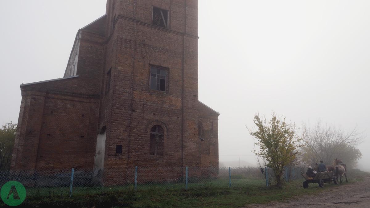 Kościół p.w. św. Trójcy w Zatorcach