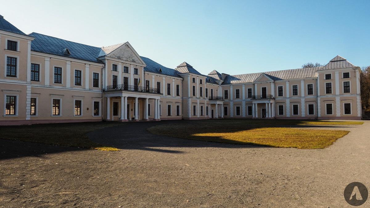 Pałac w Wiśniowcu