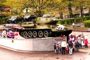 T34-kaliningrad