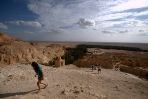 Tunezja-skały [MINIATURY]