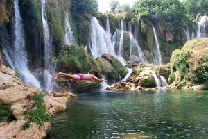 Wodospady-Kravica