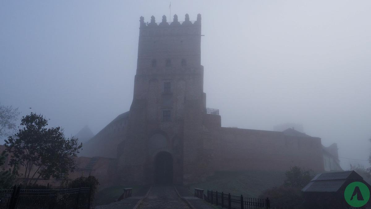 Zamek w Łucku