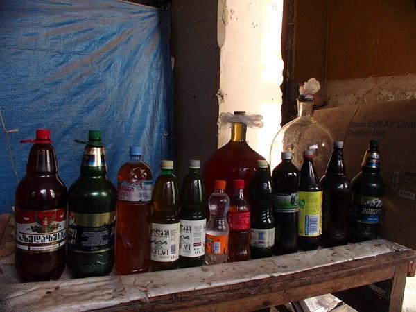 alkohol w gruzji