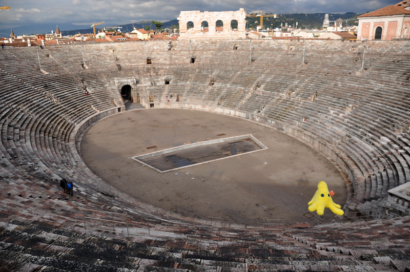Ameba gladiator
