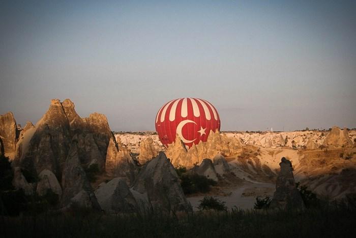 balony kapadocja