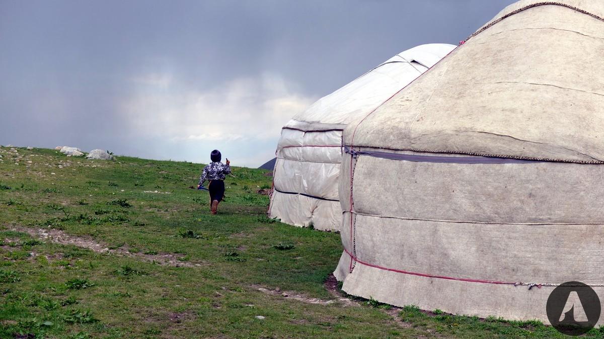 jurty kirgiskie