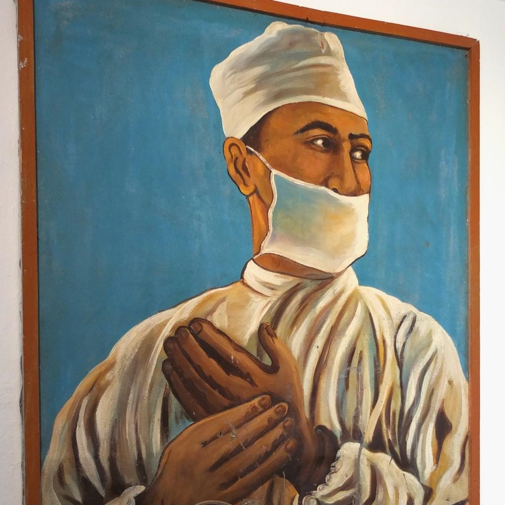 szpital kirgistan
