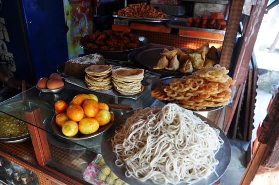jedzenie Nepal