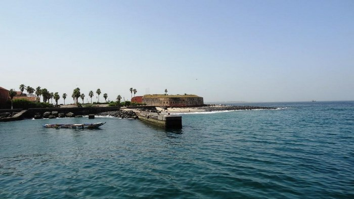 port w afryce