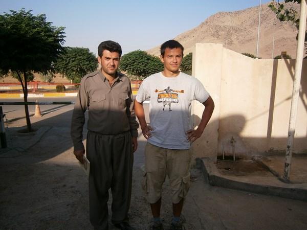 podroz irak