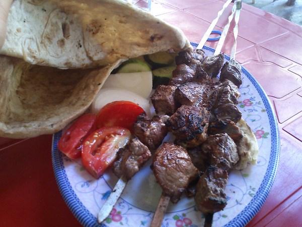 jedzenie kurdystan
