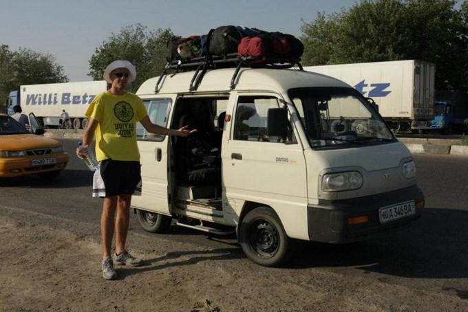 uzbekistan srodki transportu