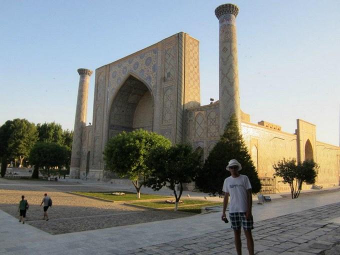 uzbekistan zabytki