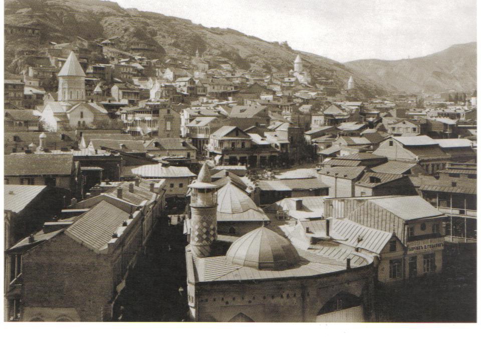Tbilisi centre nineteen century
