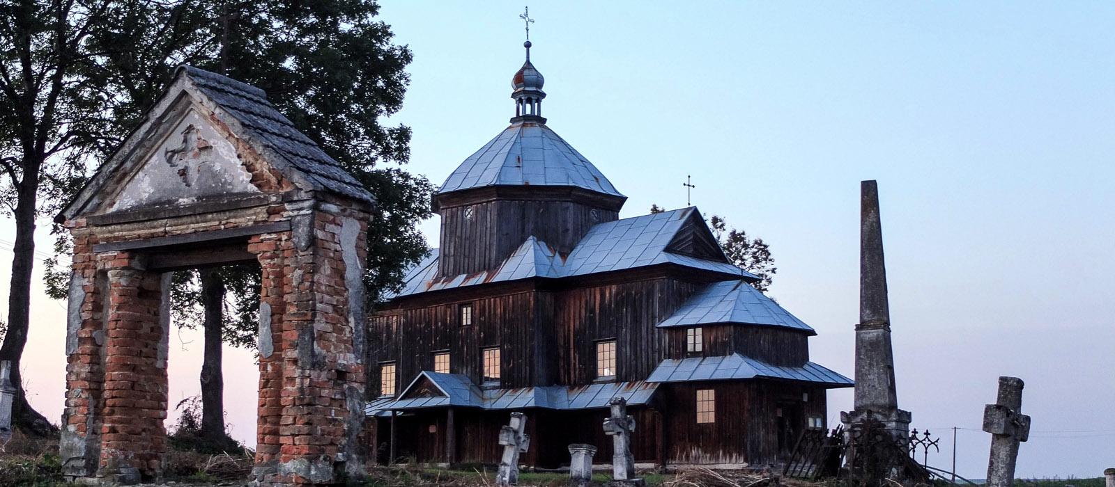 38 drewnianych cudeniek wschodniej Polski