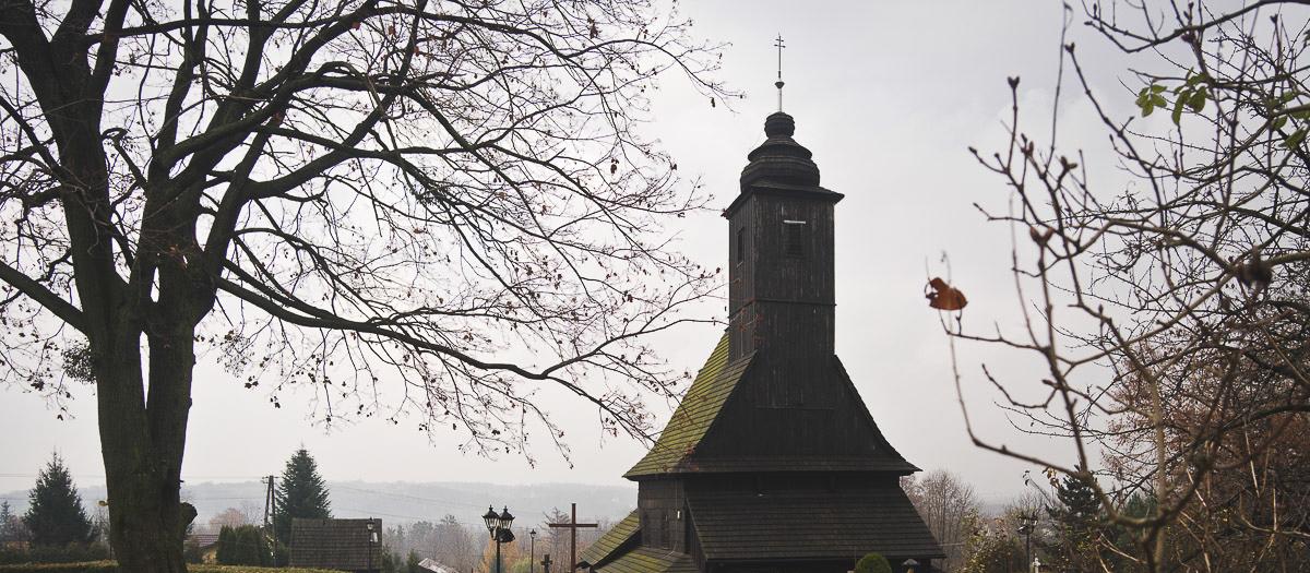 Śląsk Cieszyński. Piękne drewniane zabytki są wszędzie