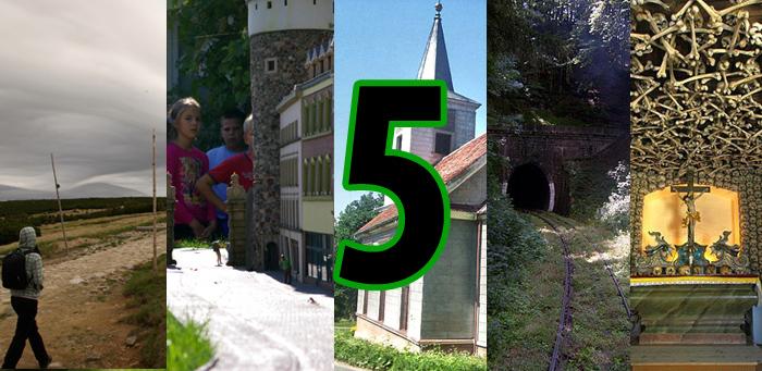 5 najciekawszych miejsc dolnośląskiego. Dolny Śląsk i jego atrakcje