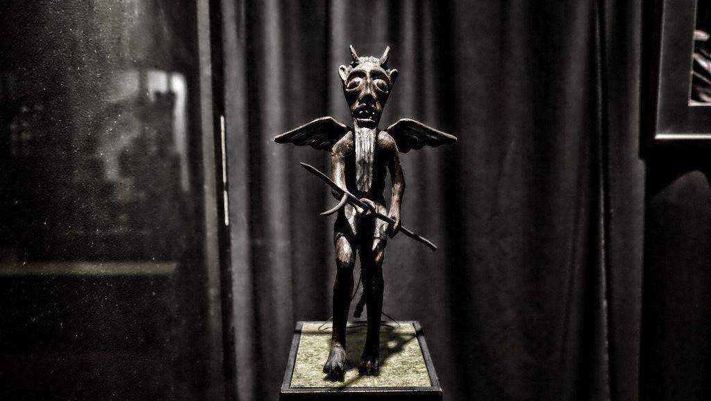 kowno muzeum diabłów