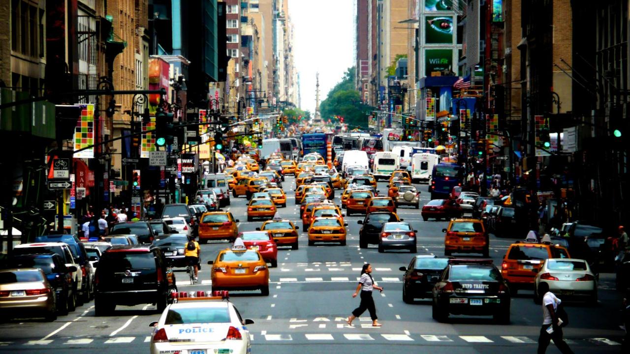 Miasta na budżecie – Nowy Jork #5