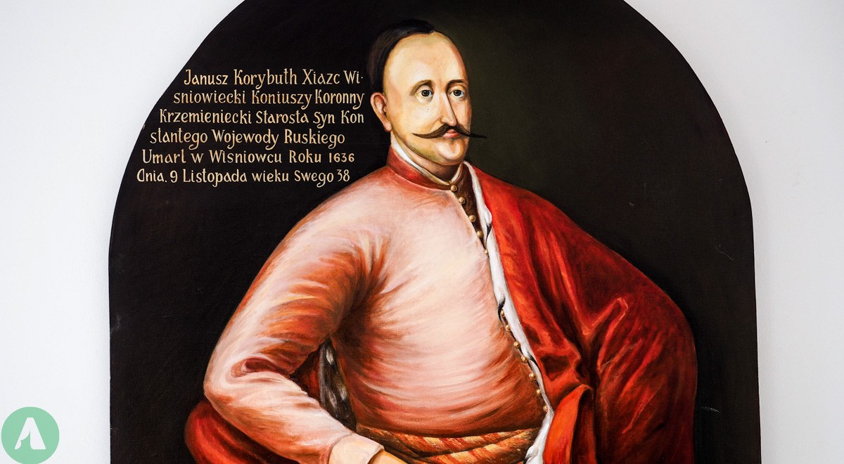 Janusz Korybut Wiśniowiecki