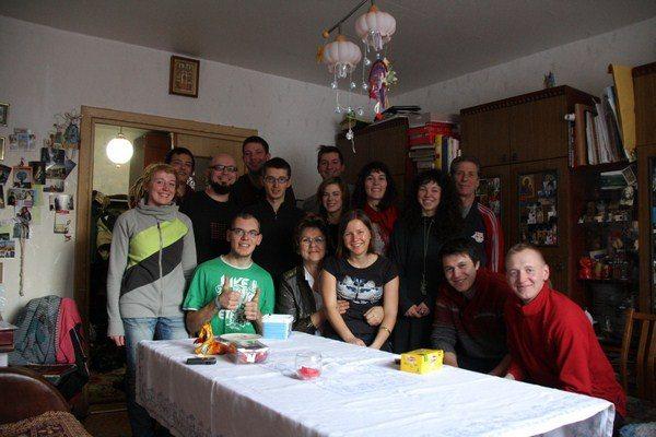 Relacja ze Spektakularnego Sylwestra w Mołdawii 2012