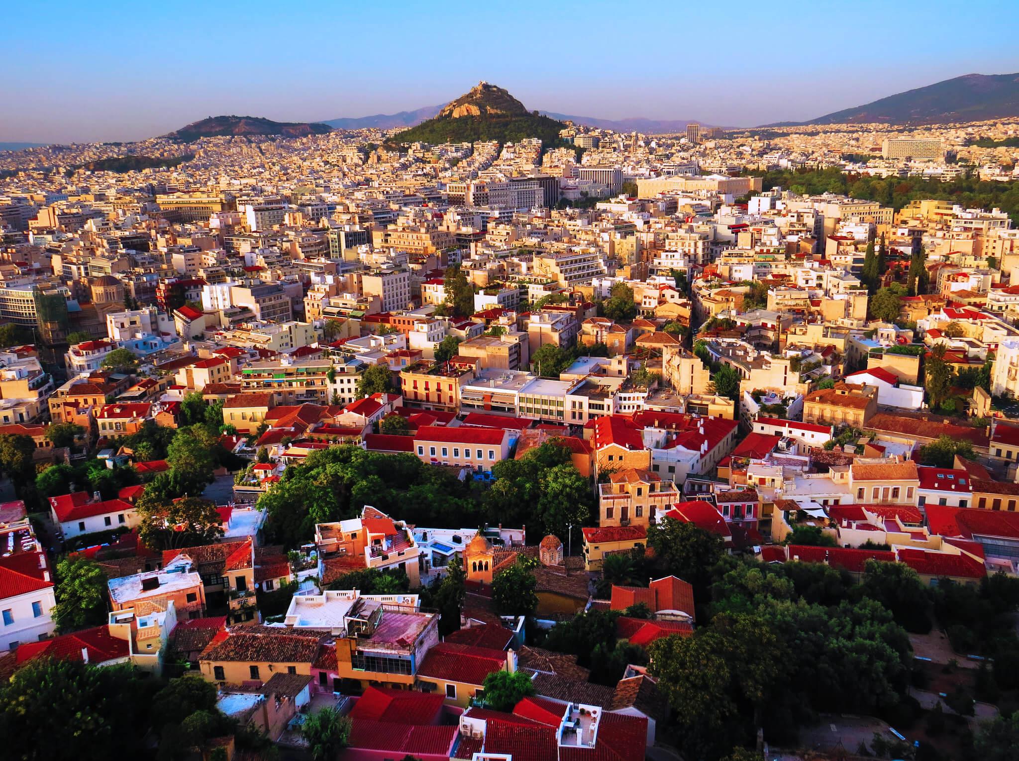 Miasta na budżecie – Ateny #9