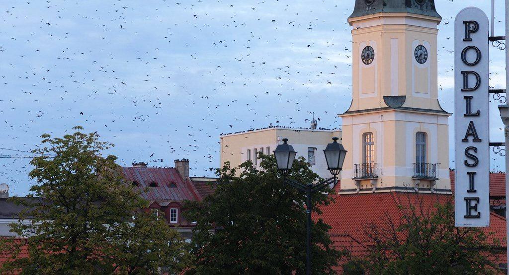 Garść wspomnień z dwóch miesięcy podróżowania po wschodniej Polsce