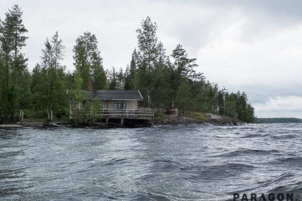domek wakacyjny finlandia