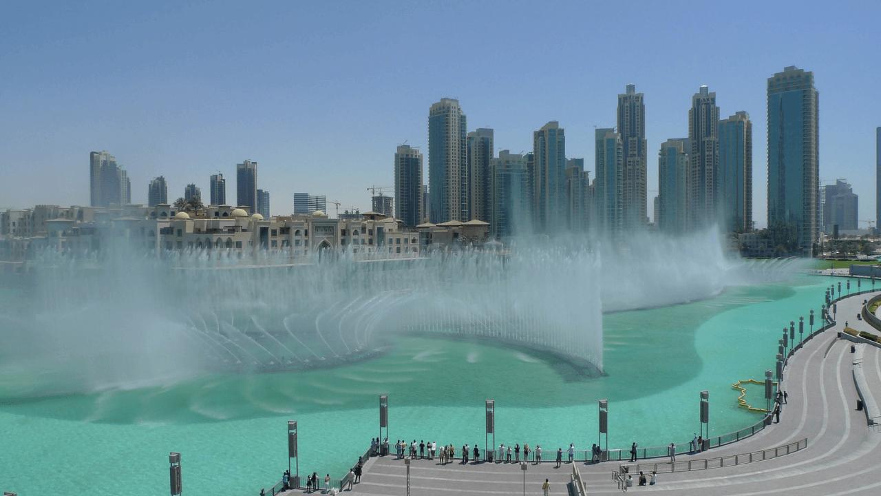 Miasta na budżecie – Dubaj #7