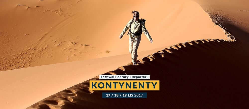 Festiwal Kontynenty startuje już w ten piątek!