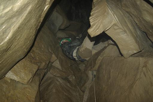 Jaskinia Słowiańska – Drwali