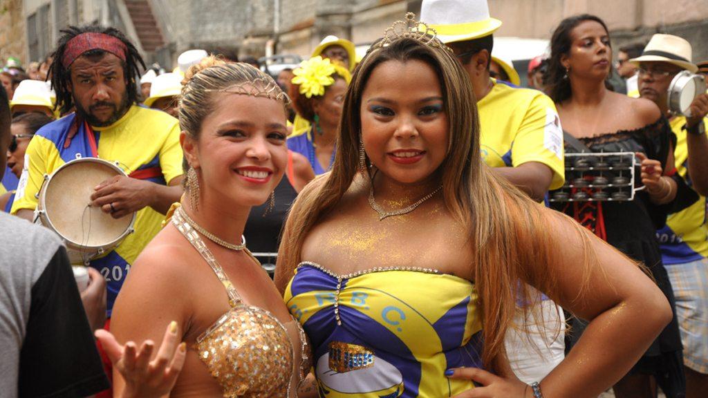 Dupa, cycki, samba!