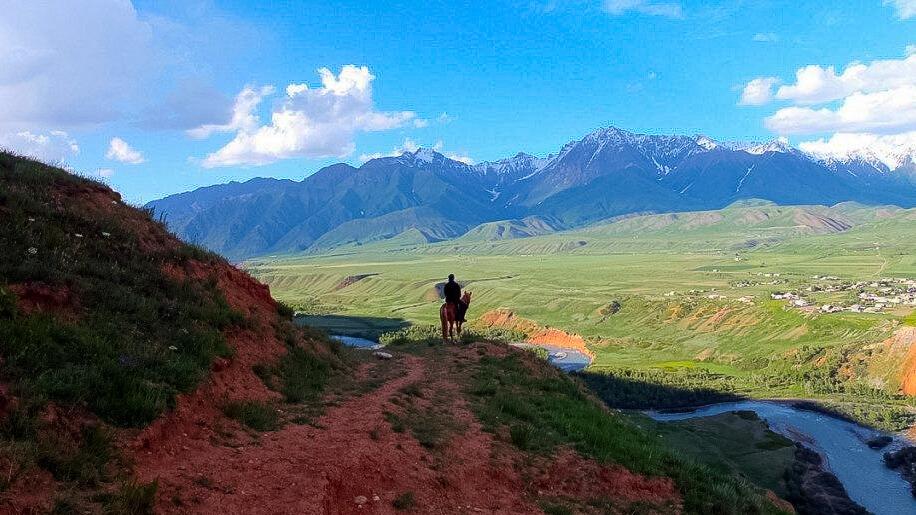 Lepszy niż inne. Relacja z Kirgistanu