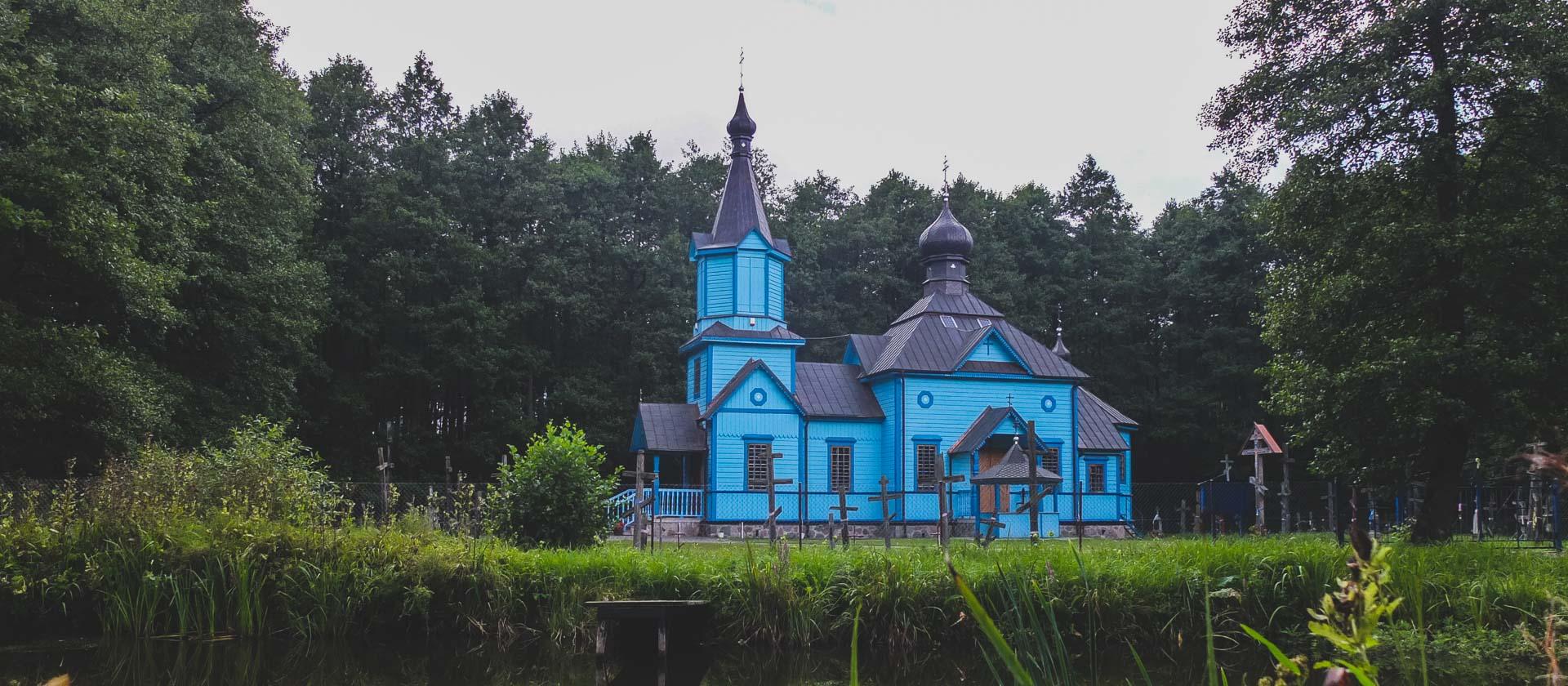 25 sielskich i mistycznych miejsc na Podlasiu