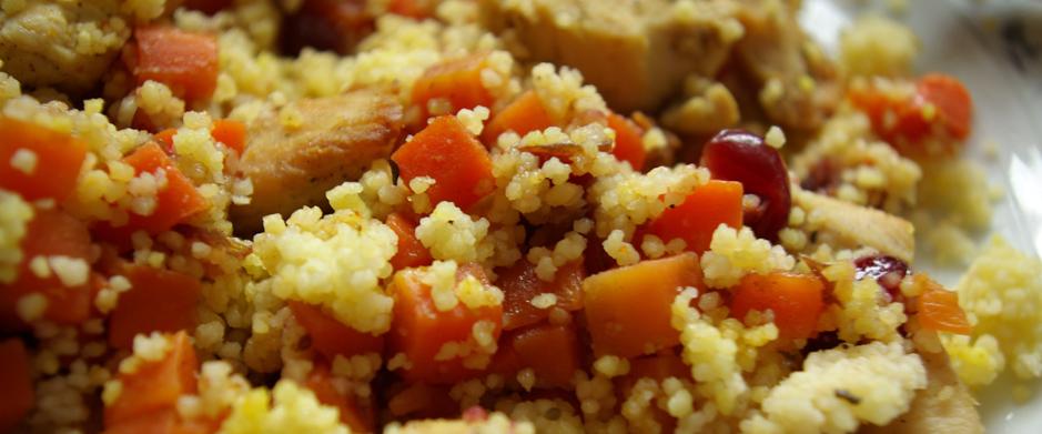 Obiad dla studenta po marokańsku
