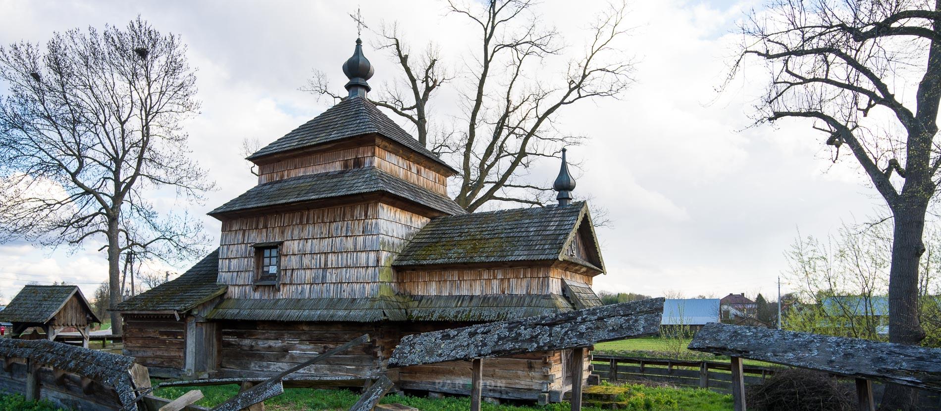 Drewnem i kamieniem. Najciekawsze smaczki polsko-ukraińskiego pogranicza
