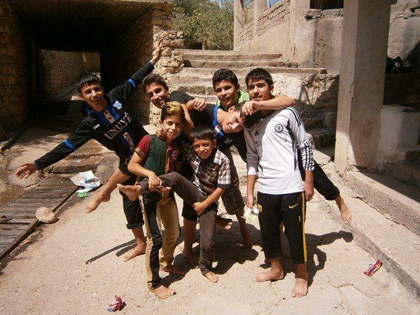 jak jest w kurdystanie