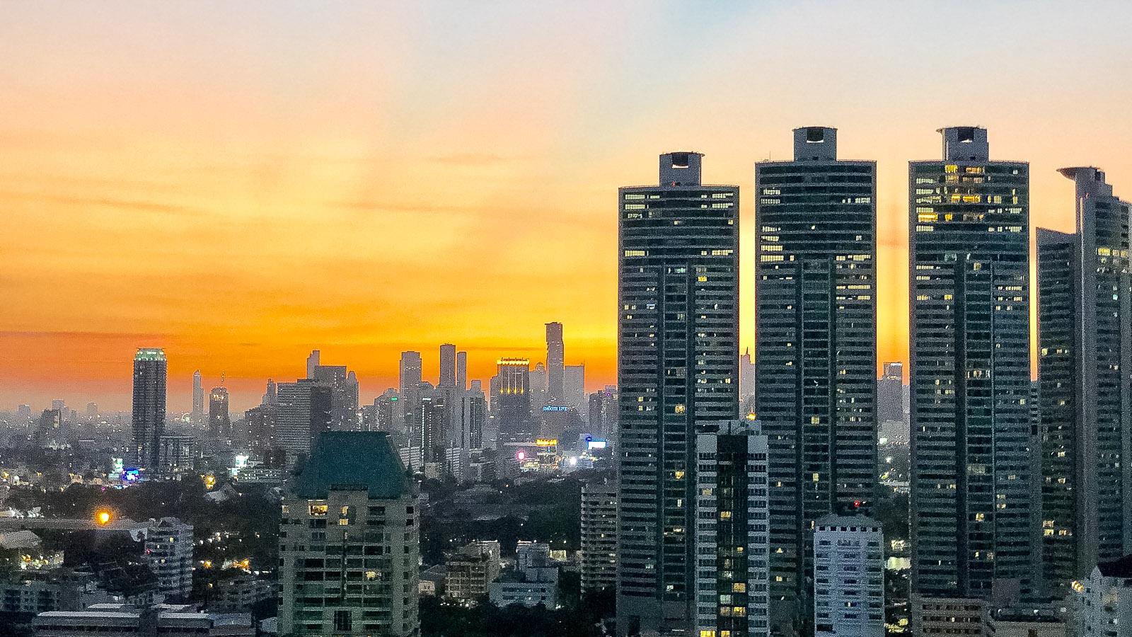 Miasta na budżecie – Bangkok #1