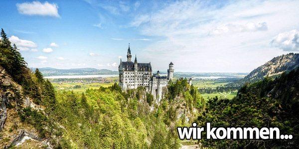 Niemcy – Wir kommen!
