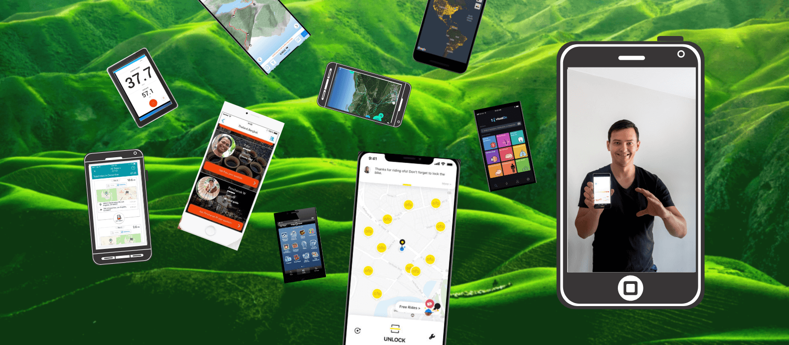 Mobilne kompendium turysty. 102 aplikacje podróżnicze absolutnie do wszystkiego