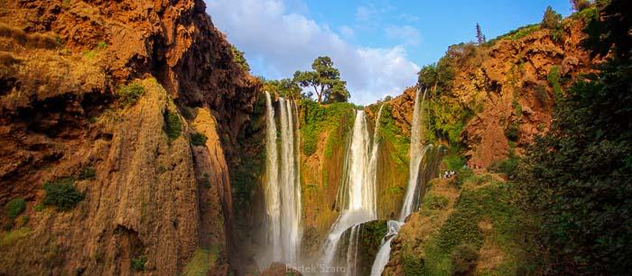 Co zobaczyć w Maroko? Po 8 miejsc dla lądujących w Fezie i Marrakeszu