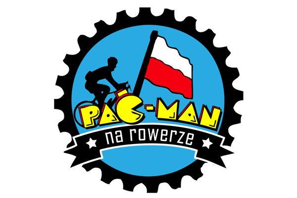 Pać-Man na rowerze