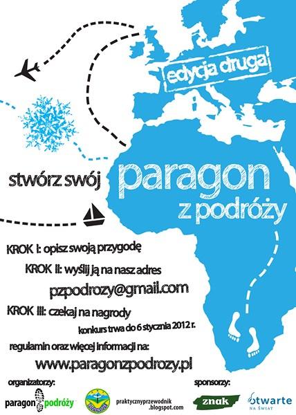 Wyniki drugiej edycji konkursu na najlepszy paragon z podróży