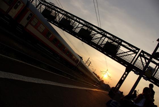 Pociągiem dookoła Polski