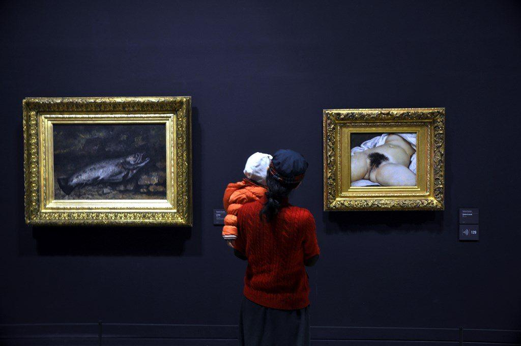 Jak zwiedza się paryskie muzea? Cierpko