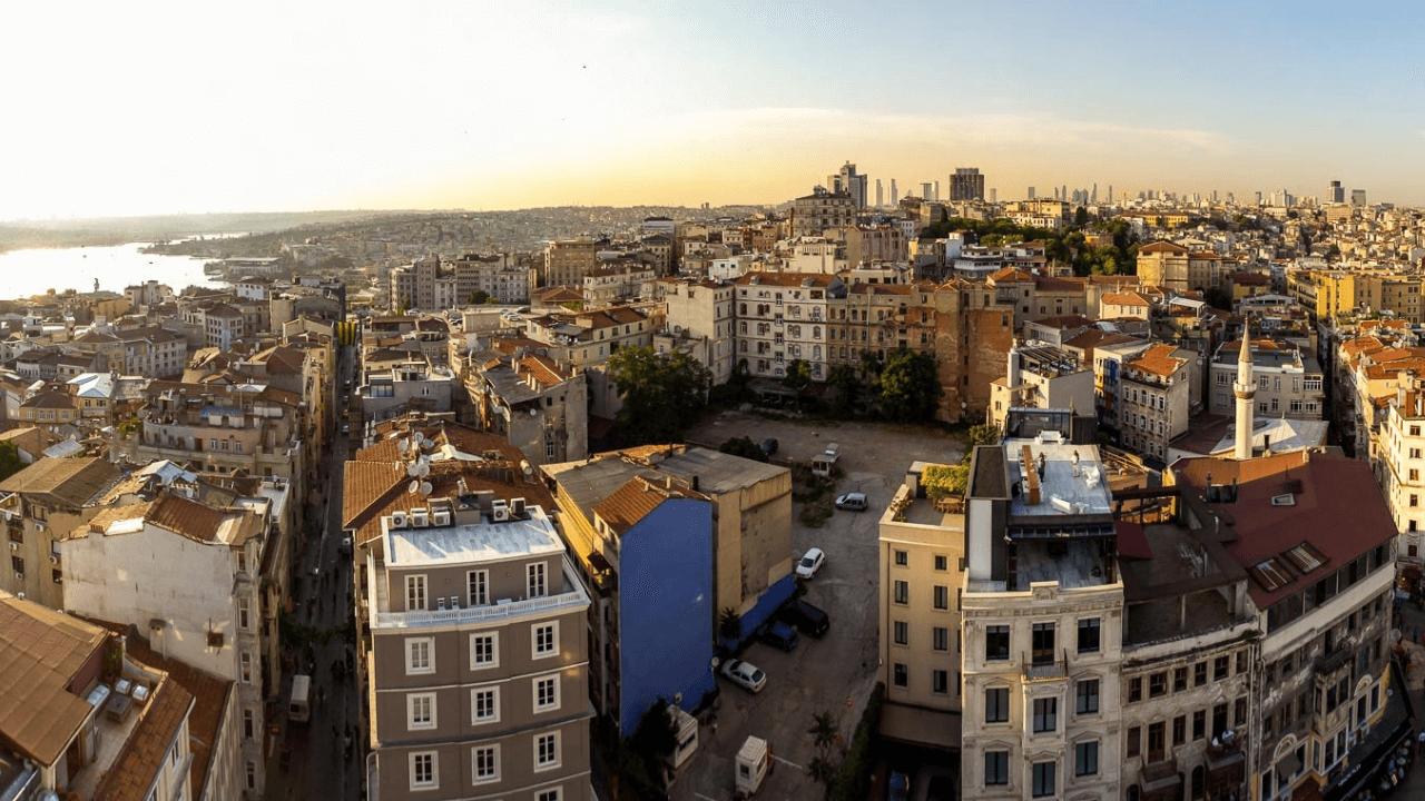 Miasta na budżecie – Stambuł #6