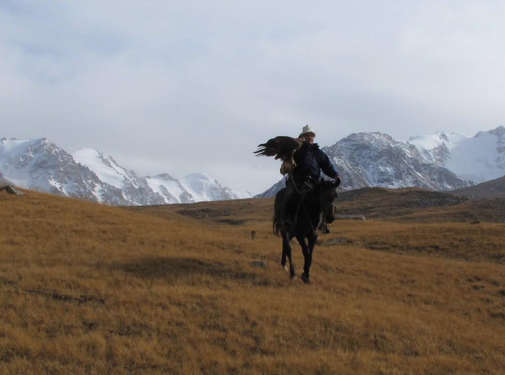 Ruszam do Kirgistanu. Konno i w góry